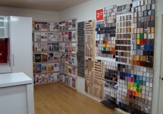 Joinery showrooms