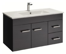ITM Bathroom Promo - Cashmere Vanity with free mirror
