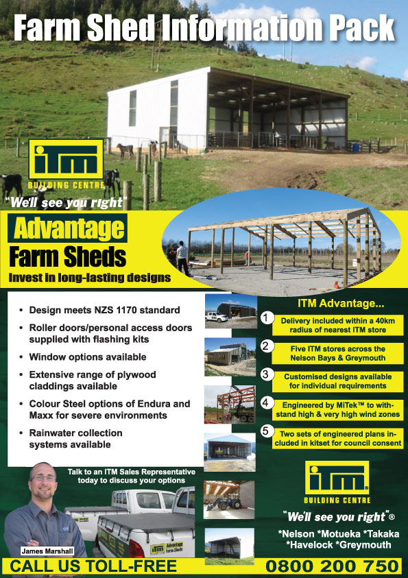 Farm Shed Info sheet