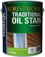 forestwood traditional 5L stain