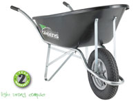 wheelbarrow ecogarden