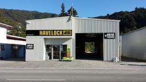 Havelock ITM new look
