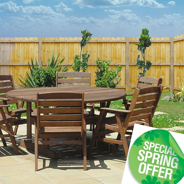 Fencing - Special Spring Offers