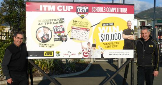 ITM Cup Schools Competition Nelson ITM